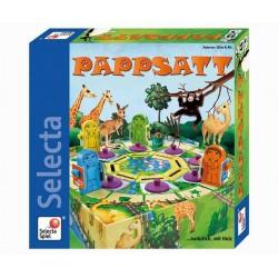 A Table, les animaux - Pappsatt