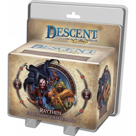 Descent - Lieutenant Raythen