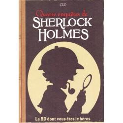 Sherlock Holmes – La BD dont vous êtes le héros - Livre 2
