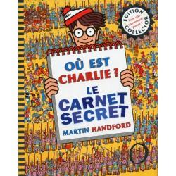 Où est Charlie ? La carnet secret