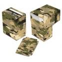 Boite de rangement - Deck Box - Camouflage - Camo