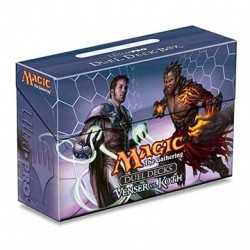 Magic - Venser vs. Koth Duel Deck Box