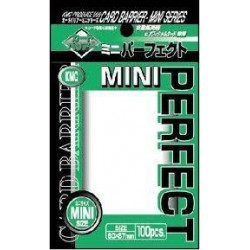 Protège Cartes - Mini - Perfect Size Sleeves - 60 x 87