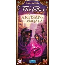 Five Tribes - Les Artisans de Naqala
