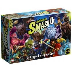 Smash up - La Grosse Boîte pour Geek