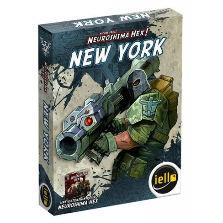 Neuroshima Hex : Army Pack - New York