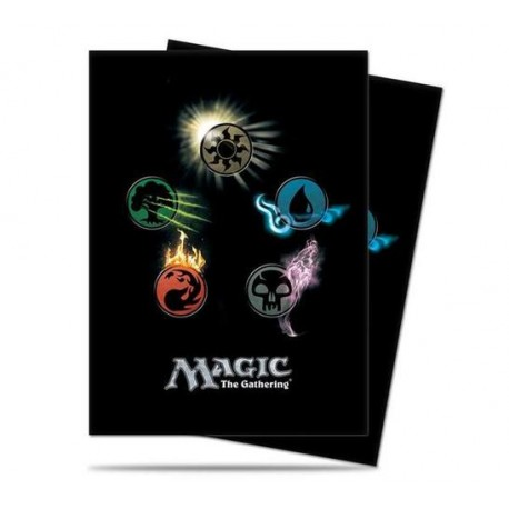 Protège-cartes Magic - Mana 4