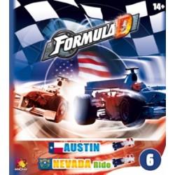 Formula D - Extension 6 Austin & Nevada Ride
