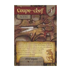 Mice and Mystics - Coupe-chef