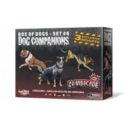 Zombicide - Dogs Companions