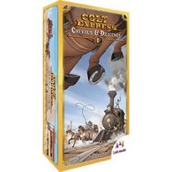 Colt Express - Chevaux et dilligences