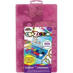 Coffret création Cra-Z-loom - Rose