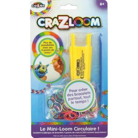 Mini Loom Circulaire - Jaune
