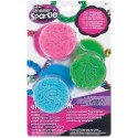 Kit de recharge 900 élastiques - Rose - Bleu - Vert