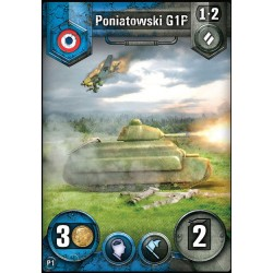 World of Tanks : Rush - Cartes Promotionnelles