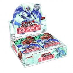 Yu-Gi-Oh! - Booster Les Forces Secrètes - Boite de 24
