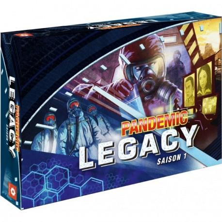 Pandémie Legacy - Saison 1 - Boite Bleue - VF