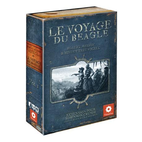 Robinson Crusoe - Le voyage de Beagle