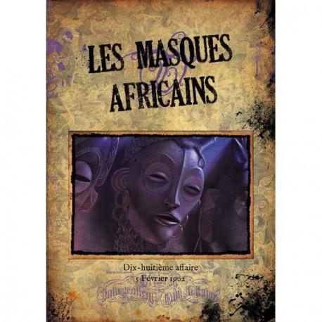 Sherlock Holmes - Détective Conseil - Les Masques Africains