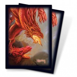 Protège cartes - Dragon - 66 x 91 mm