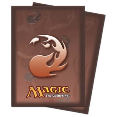 Protège-cartes Magic - Mana Rouge - Red Deck Protectors