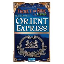 Les Aventuriers du rails - Orient Express