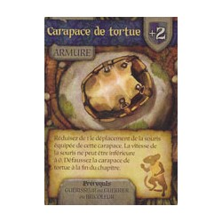 Mice and Mystics - Carapace de tortue