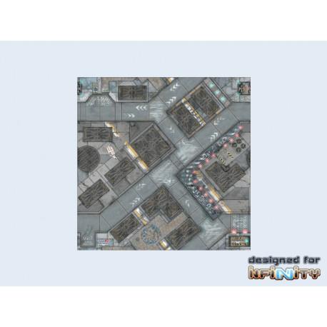 War Game Mat - District 5