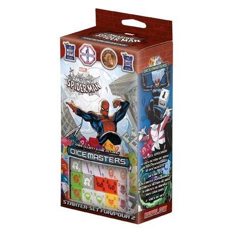Dice Masters - Spiderman - Starter VF