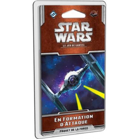 Star Wars - JCE - En formation d'attaque