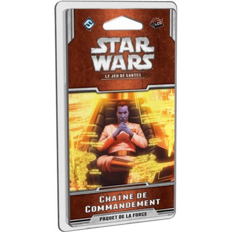 Star Wars - JCE - Chaine de Commandement