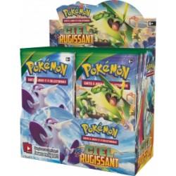Display de 36 Boosters Pokemon XY Ciel Rugissant