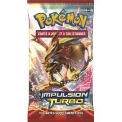 Booster Pokemon XY Impulsion Turbo