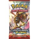 Booster Pokemon XY Impulsion Turbo