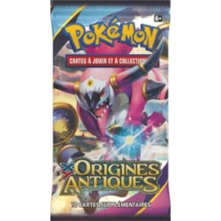 Booster Pokemon XY Origines Antiques