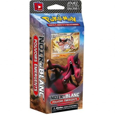 Starter Pokemon - Pouvoirs Émergents - Jeu de Force