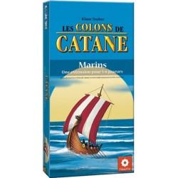 Les Colons de Catane - Marins - Extension 5 - 6