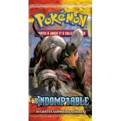 Booster Pokemon HS - Indomptable
