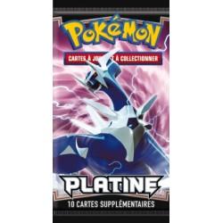 Booster Pokemon Platine