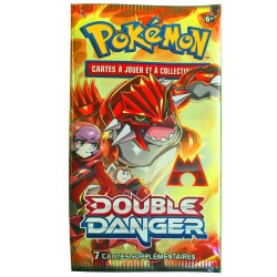 Booster Pokemon XY Double Danger - Team Magma