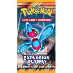 Booster Pokemon - Explosion Plasma
