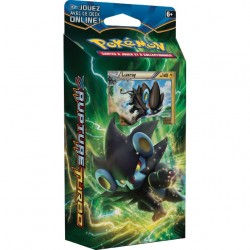 Starter Pokémon XY Rupture Turbo - Regard Electrique