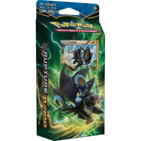 Starter Pokémon XY Rupture Turbo - Regard Electrique
