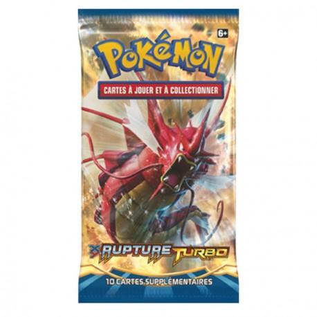 Booster Pokémon XY Rupture Turbo