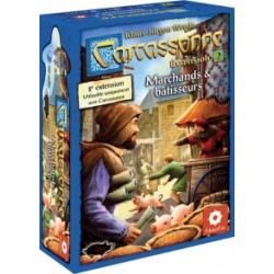 Carcassonne - Marchands et Bâtisseurs