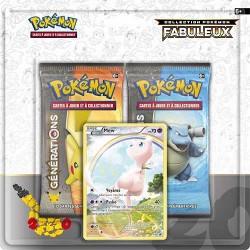 Pack Pokemon Générations - Mew