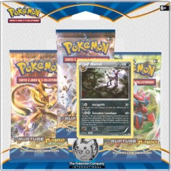 Pack Pokemon XY - Rupture Turbo - Noctali