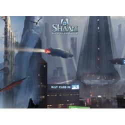 Shaan Renaissance - Écran du Meneur