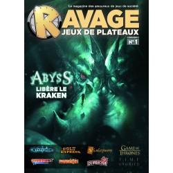 Ravage Jeux de société - Hors Série n°1
