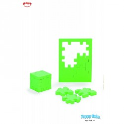 Happy Cube - Vert - Niveau 2